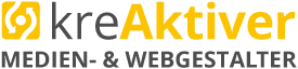 kreAktiver Medien- & Webgestalter